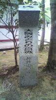 19-2 神峰山の森