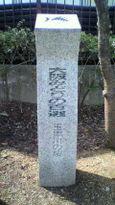 35 玉串川の桜